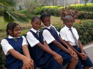 From Left to Right: Amarachi, Funmi, Bimpe and Timilehin