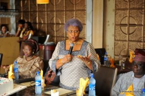 Mrs Gloriastene Agboola. Mentor. Former Governor District of Zonta