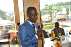 Pastor Tuntun. C.E.O Trace Media. My I.T Guru