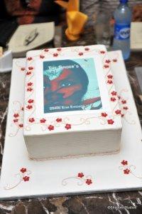 My Cake by Mrs Ronke Osundina...C.E.O of CakesVille #Delicious