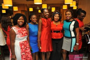 #Friends #Sisters: Bubu and Jumjum dressed me up, Mgbechi had her hands full doing everything, Morin handled my accounts